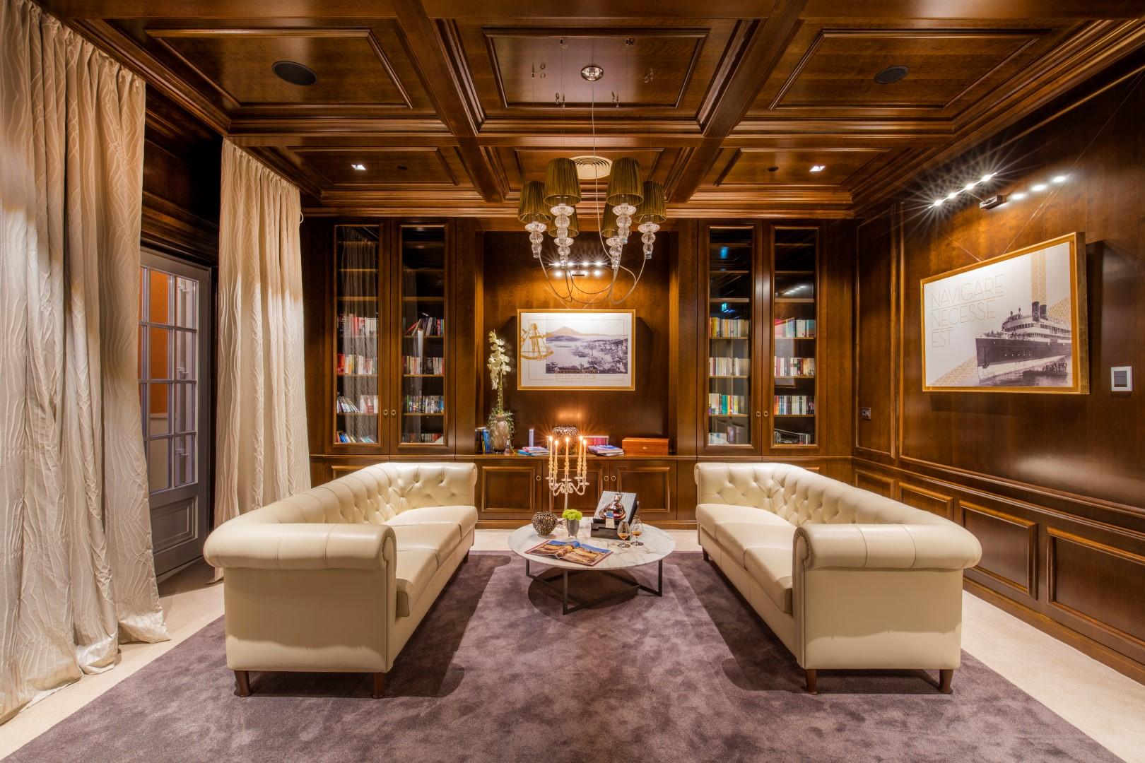 fotografija luksuznog interijera hotela