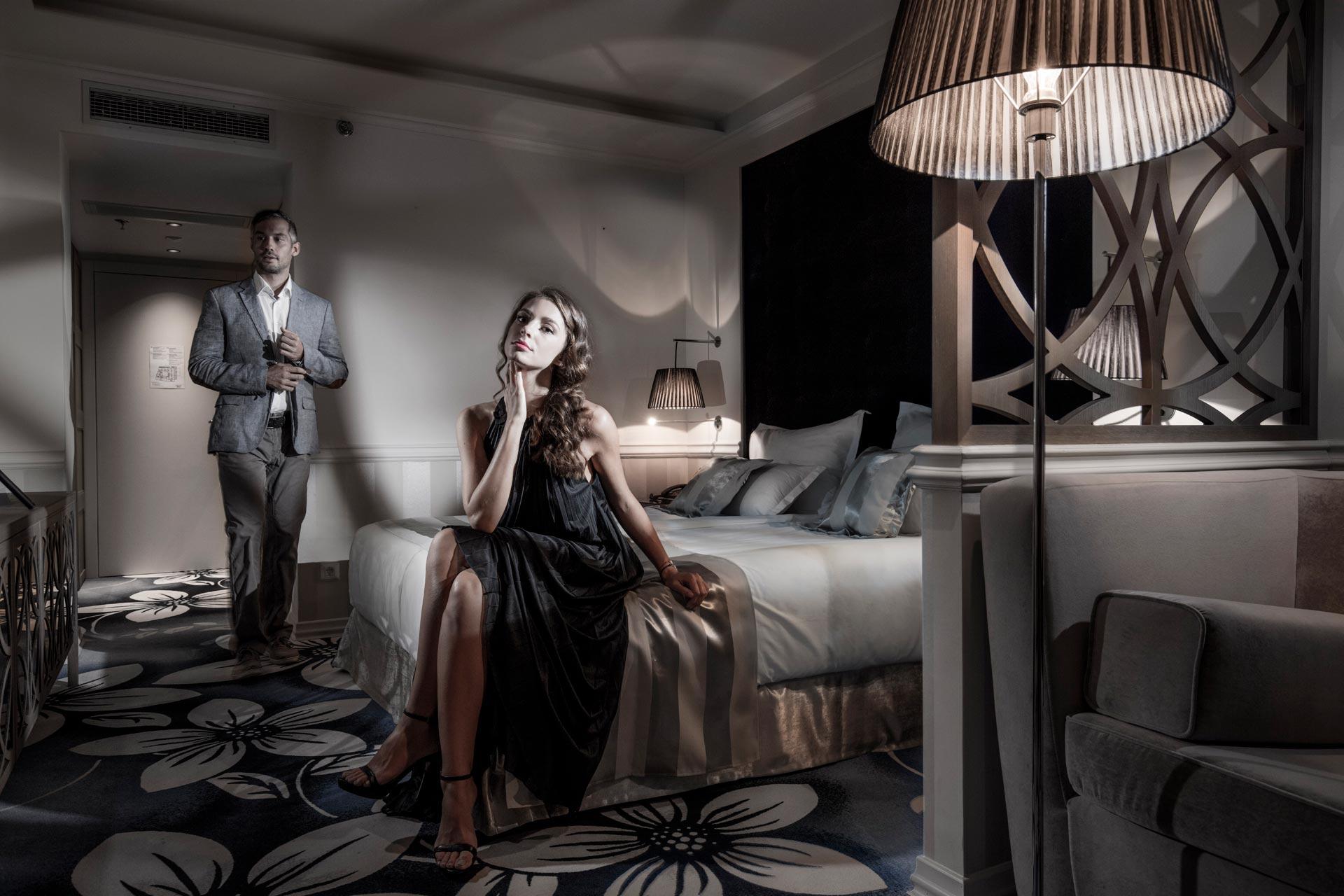 Lifestyle fotografija za hotele