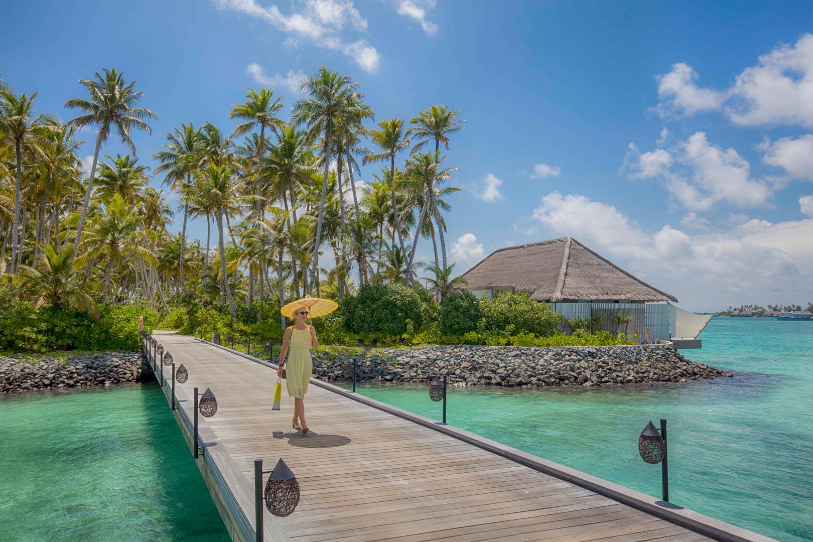 Lifestyle fotografija egzotičnog otoka
