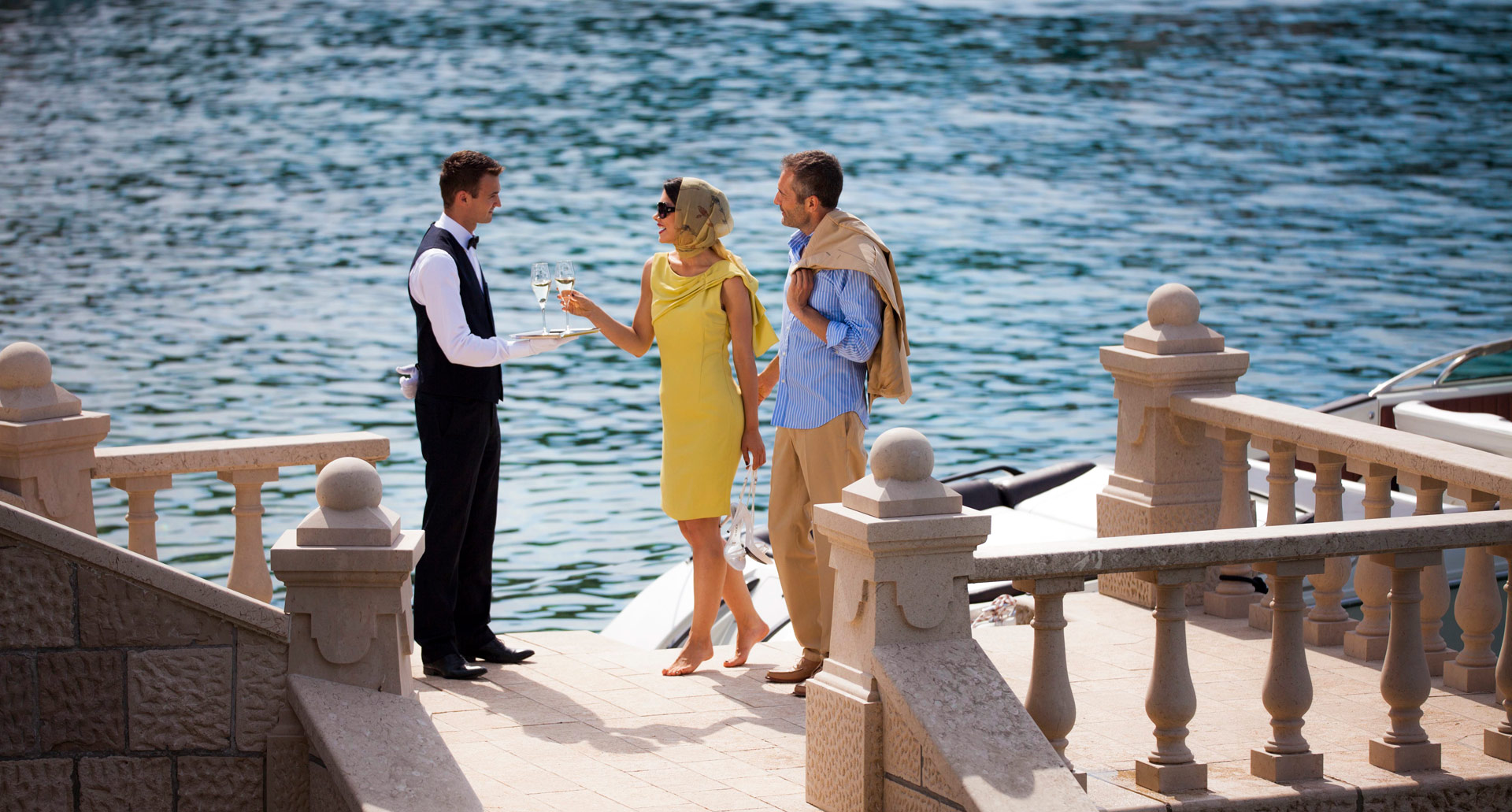 Lifestyle fotografija za luksuzne hotele