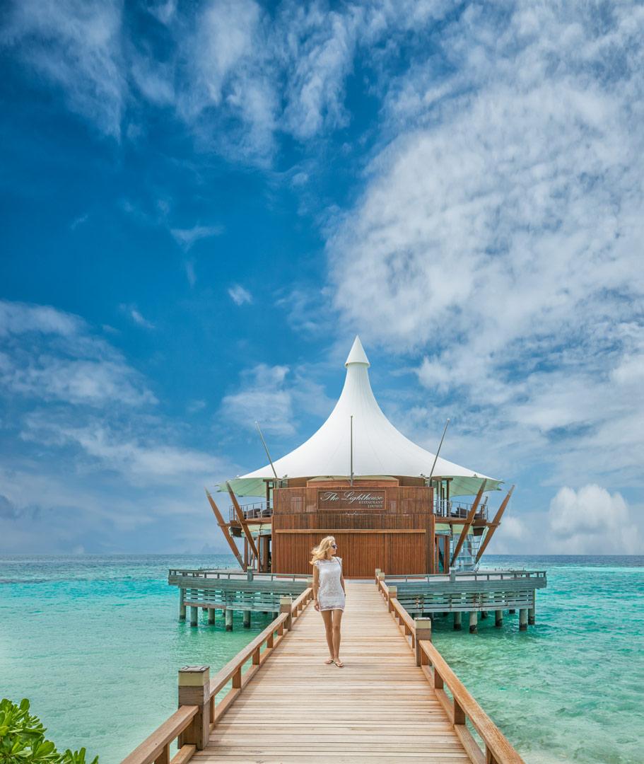 Lifestyle fotografija na tropskom otoku