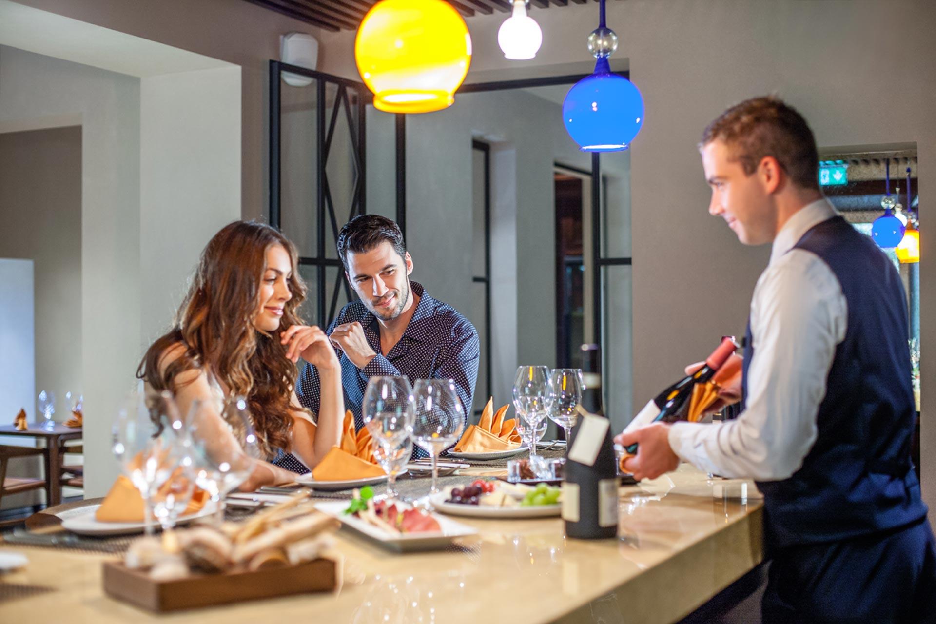 Gastronomska lifestyle fotografija